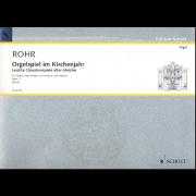 Orgelspiel im Kirchenjahr, band 2