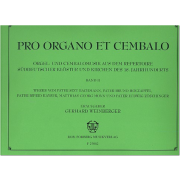 Pro Organo et Cembalo, band 2