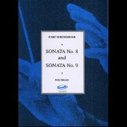 Sonata no. 8 & Sonata no. 9