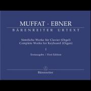 Sämtliche Werke für Clavier (Orgel) 1