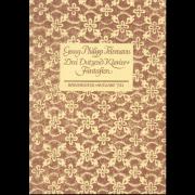 Drei Dutzend Klavierfantasien TWV 33:1-36