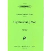 Orgelkonzert g-moll