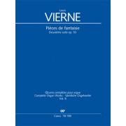 Pièces de fantaisie - Deuxiéme suite op.53