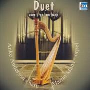Duet voor orgel en harp