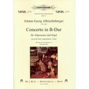 Concerto in B-Dur für Altposaune und Orgel