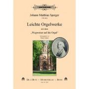 Leichte Orgelwerke mit dem 'Wegweiser auf die Orgel'