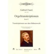 Orgeltranskriptionen bd.4