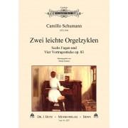 Zwei leichte Orgelzyklen opus 83