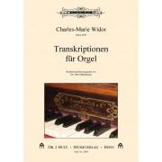 Orgeltranskriptionen band 8: Stücke aus dem Vokal- und Instrumentalwerk