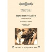 Renaissance-Suiten (Orgelbearbeitung: David A. de Silva)