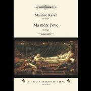 Ma mère l'oye, für Orgel, bearbeitet von Bernhard Blitsch