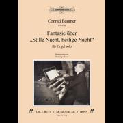 """Fantasie über """"Stille Nacht, heilige Nacht"""" für Orgel solo"""
