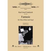 Fantasie für Oboe (Flöte) und Orgel