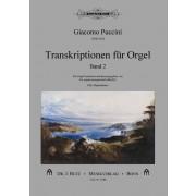 Transkriptionen für Orgel band 2