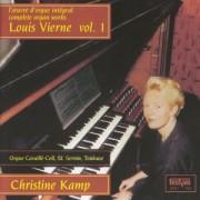 L'Oeuvre d'orgue Intégral de Louis Vierne, Vol. I