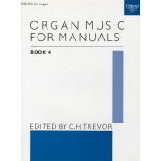 Organ Music for Manuals book 4