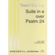 Suite in e over Psalm 24