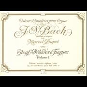 Oeuvres Complètes pour Orgue, Vol. 1 (ed. Marcel Dupré)