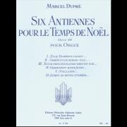 Six Antiennes pour le Temps de Noël op.48
