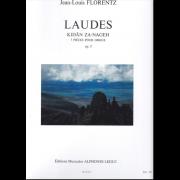 Laudes Kidân Z-Nageh - 7 Pièces pour orgue
