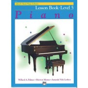 Alfred's Basic Piano Library, Lesson 5