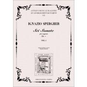 Sei Sonate per organo op. 1, Vol. 1