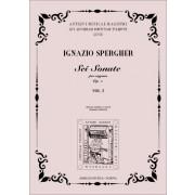 Sei Sonate per organo op. 1, Vol. 2