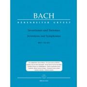 Inventionen und Sinfonien, BWV 772-801