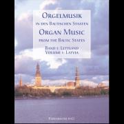 Orgelmusik in den Baltischen Staaten 1