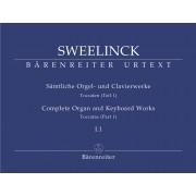 Sämtliche Orgel- und Clavierwerke I.1: Toccaten (Teil 1)