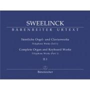 Sämtliche Orgel- und Clavierwerke II.1: Polyphone Werke (Teil 1)