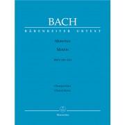 Motetten (BWV 225-230)