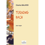 Turning Bach - Balayer, Charles (*1957)