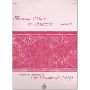 Baroque Music for Manuals Vol. 5 - Collection