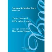 Twee Concerti, BWV 1060a & 1062