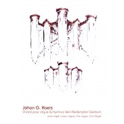 Choral pour orgue & Hymnus Veni Redemptor Gentium