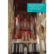 12 Orgelwerken voor Concert & Liturgie - deel II