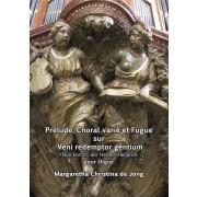 """Prélude, Choral varié et Fugue sur """"Veni redemptor gentium"""" (Nun komm, der Heiden Heiland)"""