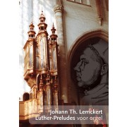 Luther-Preludes voor orgel