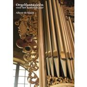 Orgelfantasieën voor het kerkelijk jaar