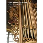 Vijf Orgelimprovisaties uit 'De Vier Jaargetijden'