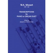 Transcriptions for Piano or Organ Duet