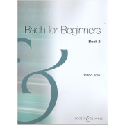 Bach for Beginners, Book 2