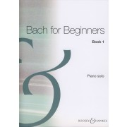 Bach for Beginners, Book 1