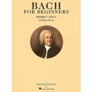 Bach for Beginners, Book 1+2