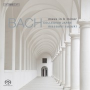 J.S. Bach: Mass in B minor (2CD, Super Audio)