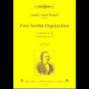 Zwei leichte Orgelzyklen