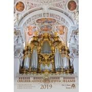 Orgelkalender Deutschland 2019