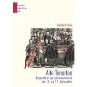 Alte Tonarten, dargestellt an der Instrumentalmusik des 16. und 17. Jahrhunderts