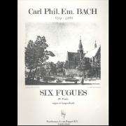 Six Fugues for Organ or Harpsichord, Wq 119